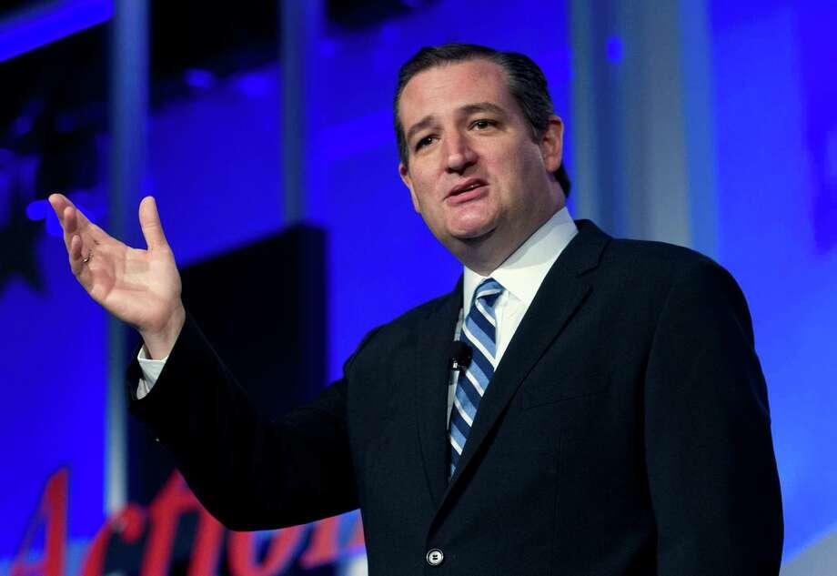 Republican presidential candidate Sen. Ted Cruz. Photo: Jose Luis Magana, FRE / FR159526 AP
