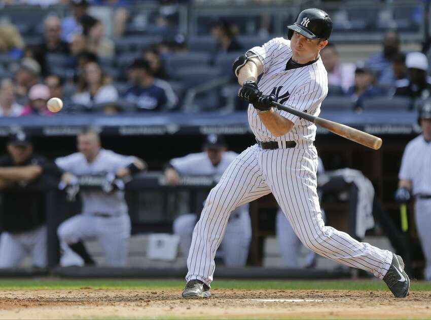 Yankees U Dustin Ackley 2016 stats: .148 BA, .243 OBP, .148 SLG, zero doubles, zero homers, four RBIs, 28 games. * Ackley recently underwent shoulder surgery and is expected to miss the rest of the 2016 season.