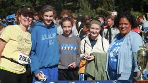 Were You Seen at the Albany Booster Club's Falcon 5K and Fun Run/ Walk in Washington Park in Albany on Sunday, Sept. 27, 2015? The event is a benefit for the Albany Booster Club, which supports extracurricular activities at Albany schools.