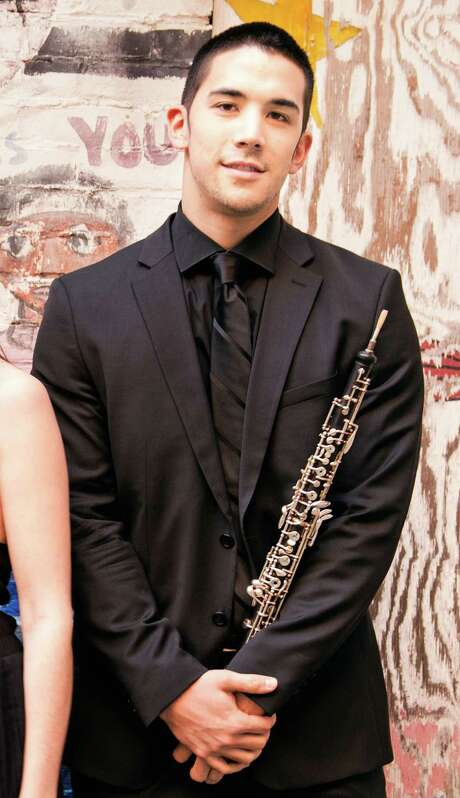 Principal oboist Paul Lueders is in his second season with the San Antonio Symphony. Photo: Courtesy Photo /San Antonio Symphony
