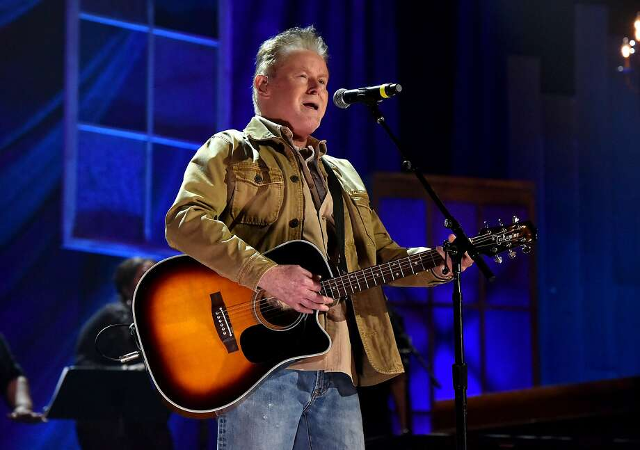 "Don Henley has taken a break from the Eagles to release ""Cass County,"" his first solo album since 2000. Photo: Erika Goldring, Getty Images For Americana Music"