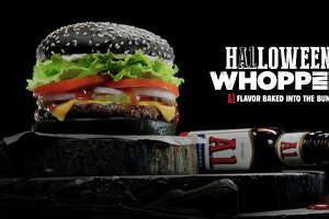 New Burger King Black Whopper does really strange things to your body - Photo