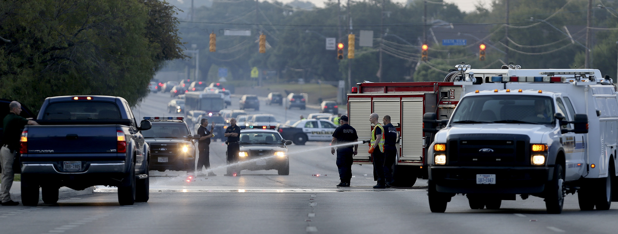 Pedestrian Killed In North Side Car Accident Was 48 San