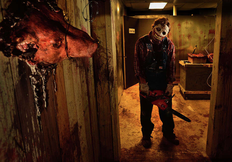 FRIDAY-MONDAY: 'HAUNTED HOTEL'When:6:30 p.m. - midnight, Oct. 28-29; 6:30 p.m. - 10 p.m., Oct. 30-31Where:447 Orleans, BeaumontCost:$14-$18Info:thehauntedhoteltx.com Photo: Guiseppe Barranco, Photo Editor
