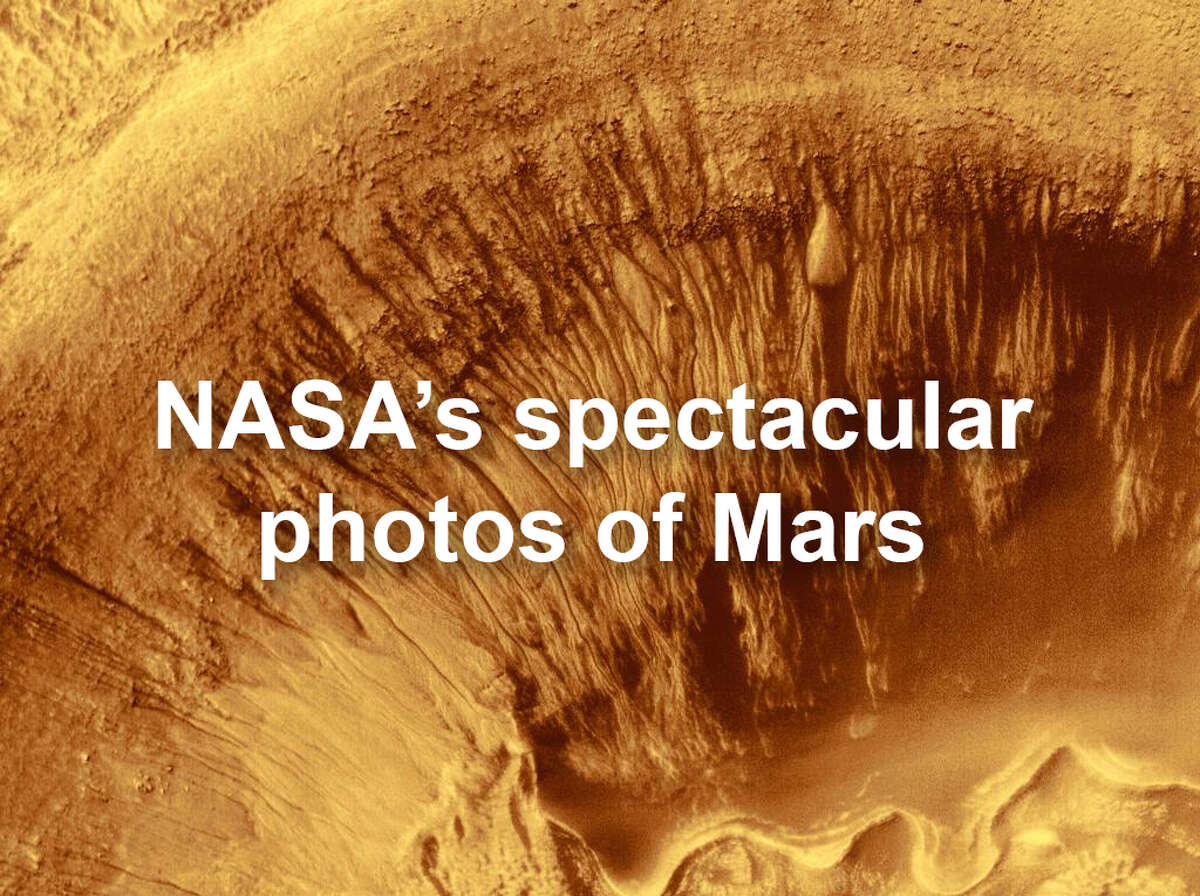 See more amazing images of the red planet from NASA