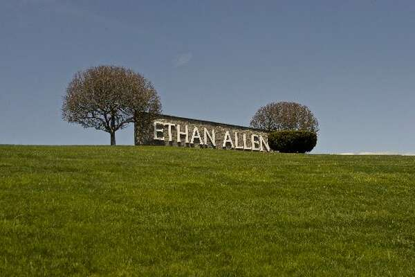 Ethan Allen's global headquarters is located in Danbury on Lake Avenue Ext.