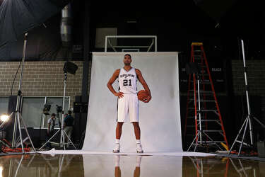 Meet Tim Duncan's big brother, Scott Duncan - San Antonio Express-News