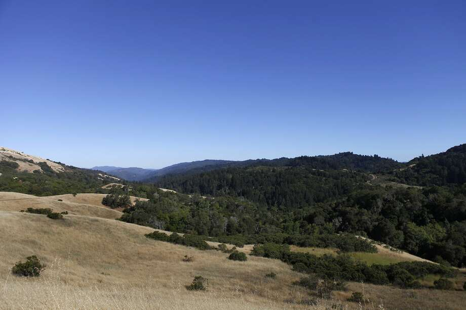 Monte Bello Open Space PreserveLos GatosMonte Bello has a special no-fee permit for folks looking to stargaze. The parking lot can be used for astronomical viewing from dusk until 2 AM. You can apply for a permit here. Photo: Katie Meek, The Chronicle
