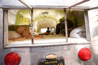 You can rent this Airstream for $525 a month — if you have a