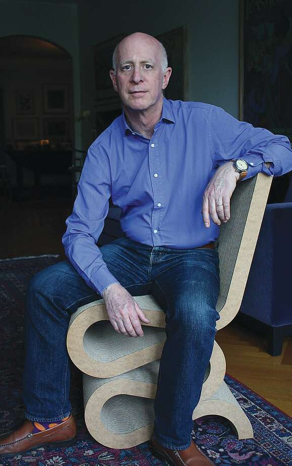 Paul Goldberger Photo: Michael Lionstar
