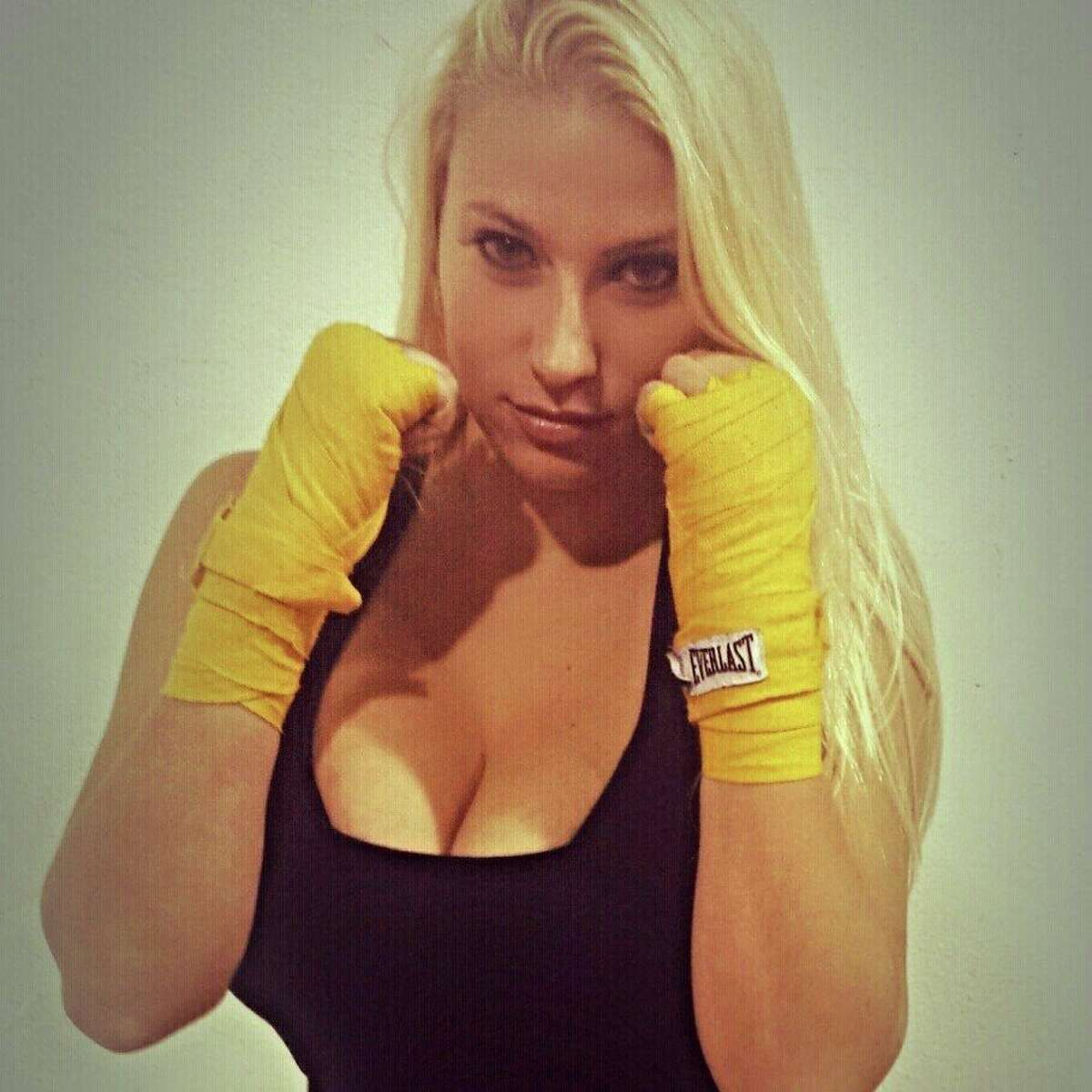 A rising MMA fighter known as