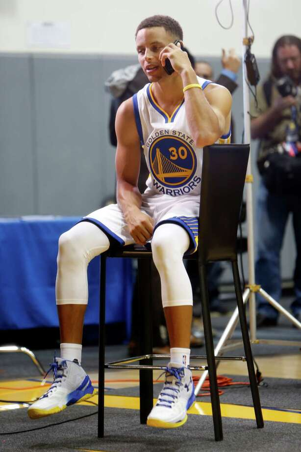 No Twitter for Steph right now.Click ahead to read 15 facts you may not have known about the Warriors star. Photo: Scott Strazzante / The Chronicle / ONLINE_YES