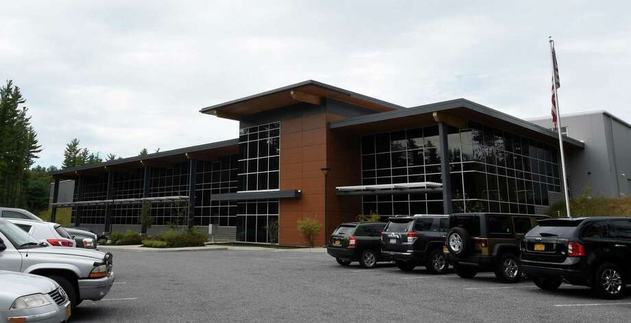 Exterior view of 20 Tech Trail in the Saratoga Technology Energy Park Monday afternoon, Sept. 28, 2015, in Malta, N.Y.      (Skip Dickstein/Times Union) Photo: SKIP DICKSTEIN / 00033527A