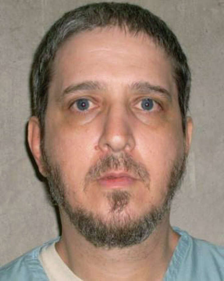 FILE - This undated file photo provided by the Oklahoma Department of Corrections shows death row inmate Richard Glossip. In a 3-2 decision, the Oklahoma Court of Criminal Appeals on Monday, Sept. 28, 2015, denied Glossip's request for an evidentiary hearing and an emergency stay of execution. The court ruled the state can proceed with Glossip's execution. (AP Photo/Oklahoma Department of Corrections, File) Photo: HOGP / Oklahoma Department of Correctio