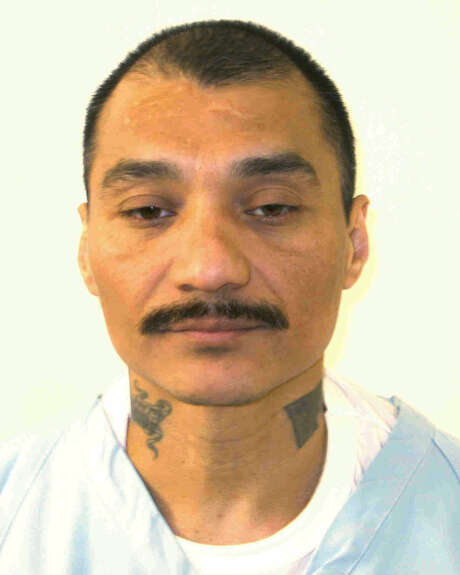 This undated photo provided by the Virginia Department of Corrections shows inmate Alfredo Prieto. Virginia is poised to execute Prieto, a serial killer, who claims he's intellectually disabled using lethal injection drugs from Texas because the state's supply of another controversial drug will expire the day before the execution is supposed to take place. (Virginia Department of Corrections via AP) Photo: HOGP / Virginia Department of Correctio