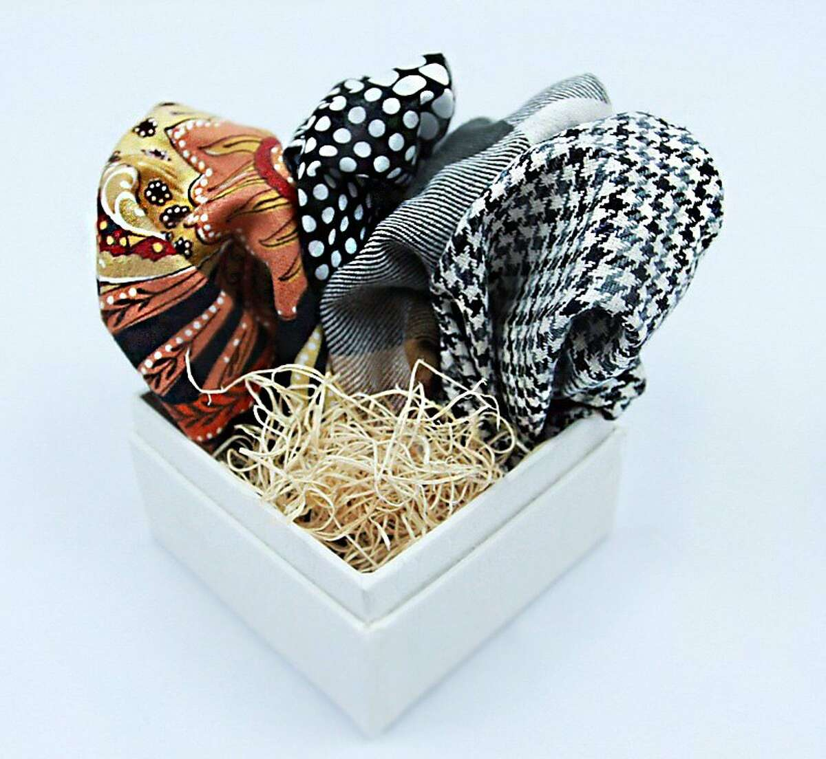 Bay Area menswear vet Gautam Sodera, of streetstyle blog the Avant Gardist, created this subscription box with a handsome line of handkerchiefs in plaid, floral and checks that he's designed, for $25 per month.