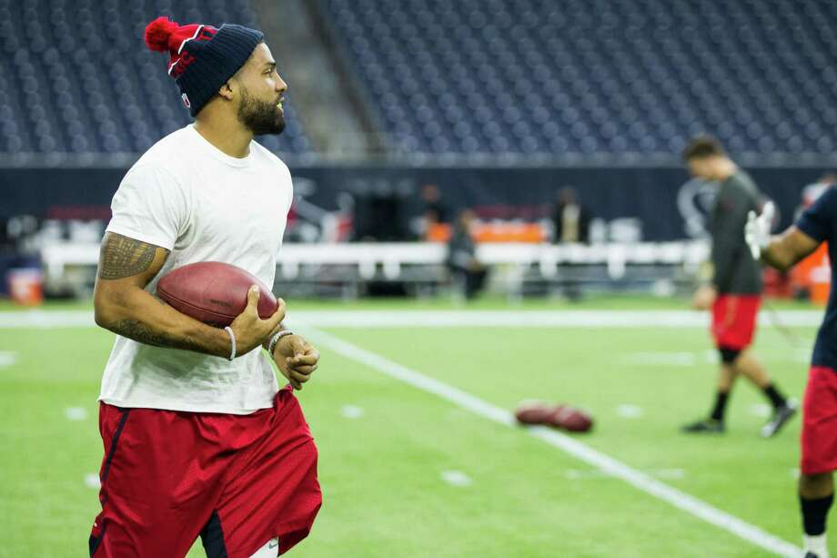 The biggest mystery involving the Texans these days is when Arian Foster will return. It might be Sunday. Photo: Brett Coomer, Staff / © 2015  Houston Chronicle