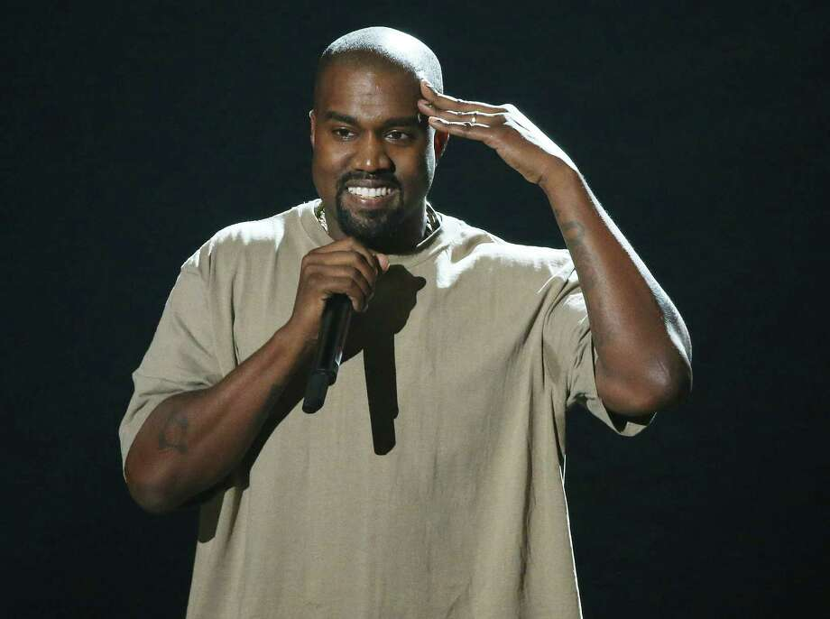 LOS ANGELES, CA - AUGUST 30:  Kanye West speaks onstage during the 2015 MTV Video Music Awards held at Microsoft Theater on August 30, 2015 in Los Angeles, California.  (Photo by Michael Tran/FilmMagic) Photo: Michael Tran / FilmMagic / 2015 Michael Tran