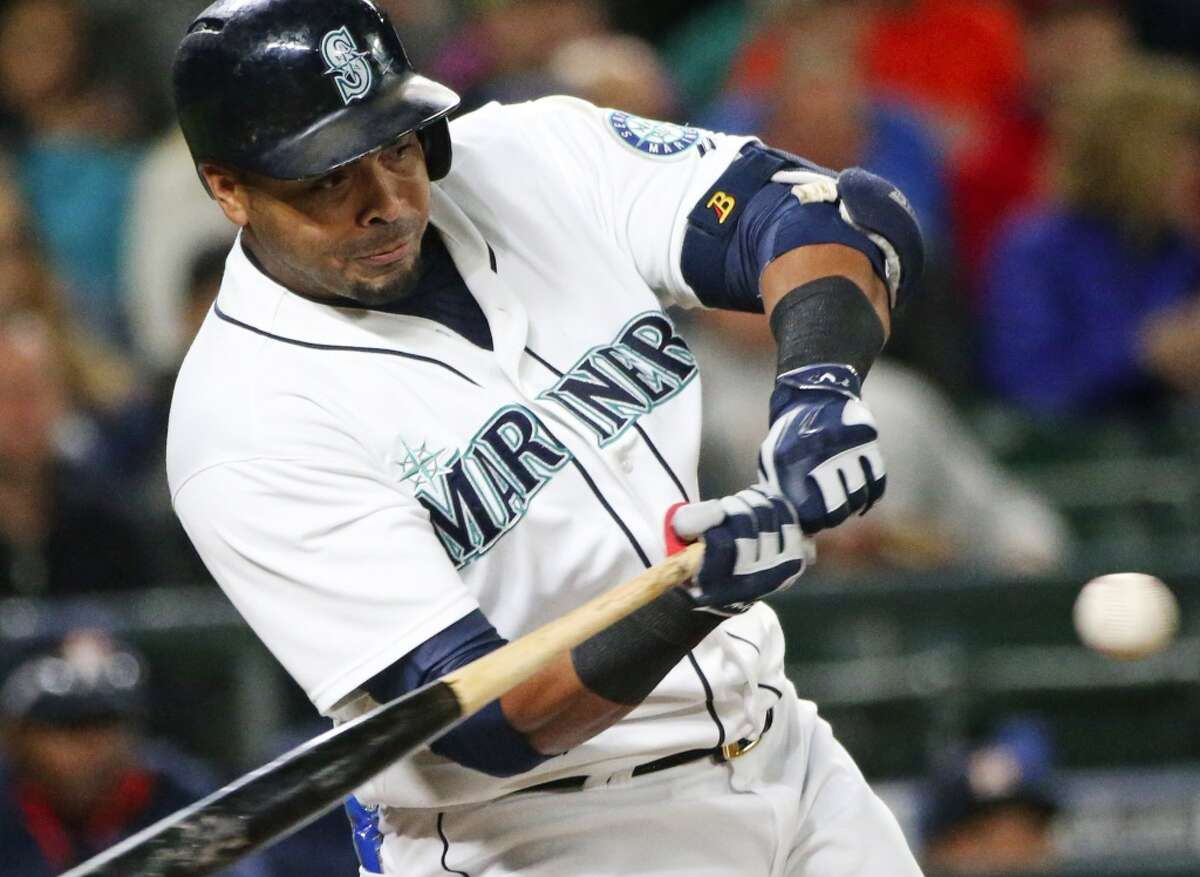 2. What are fair expectations for Nelson Cruz? Most expected Cruz's power numbers to decline last year during his first season at Safeco Field. Instead, he had an MVP-caliber season, posting a .302/.369/.566 slash line with a career-high 44 home runs and 93 RBIs in 152 games. At 35, Cruz is likely to play less right field this season as the Mariners look to improve their outfield defense. That means more time at designated hitter, a spot at which the veteran has struggled to maintain his prolific power. Cruz should have more guys on base this season, and he has the best DH ever (Edgar Martinez) as his hitting coach, but it's fair to question if he can repeat last year's performance.