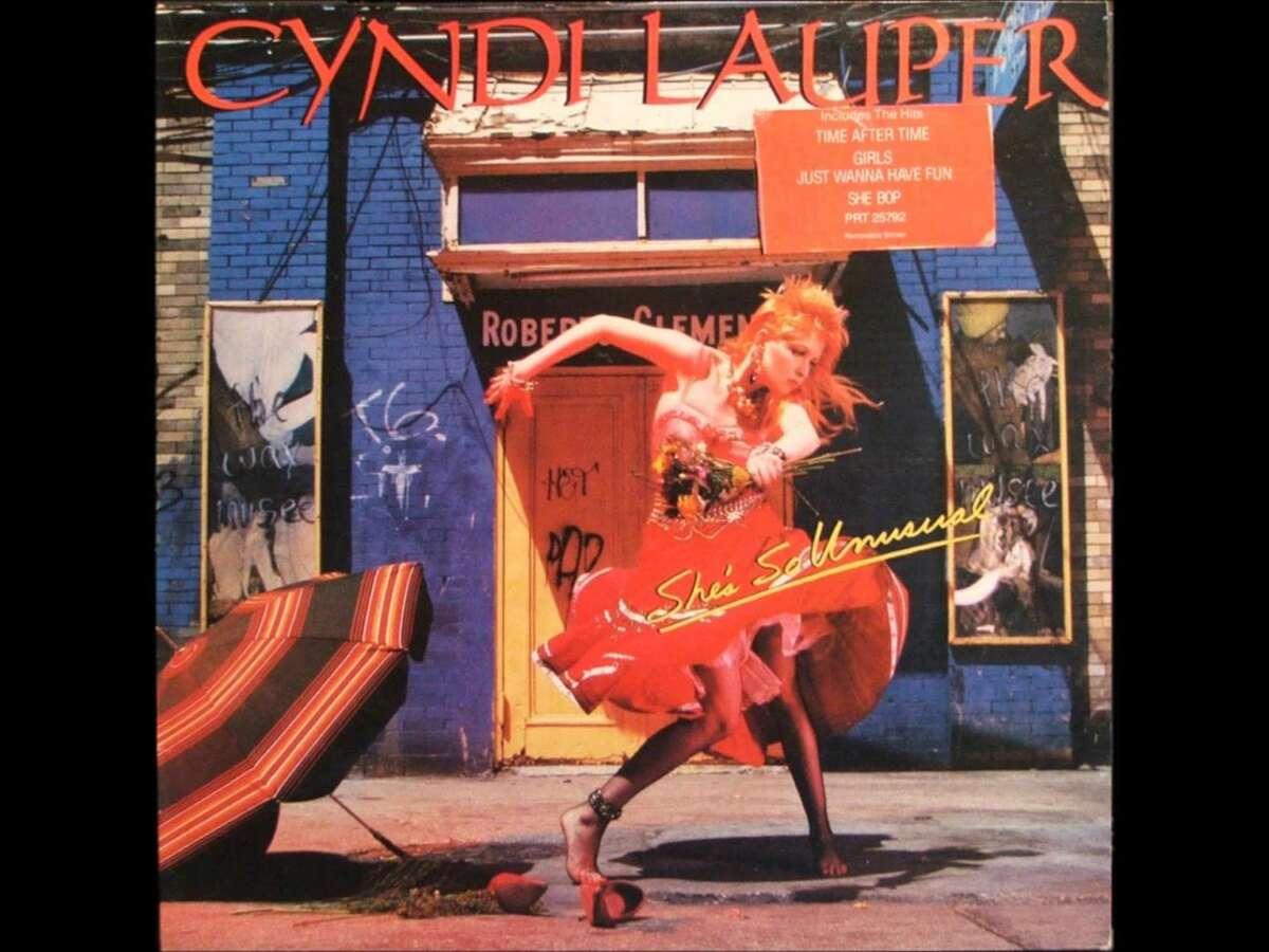 Cyndi Lauper's