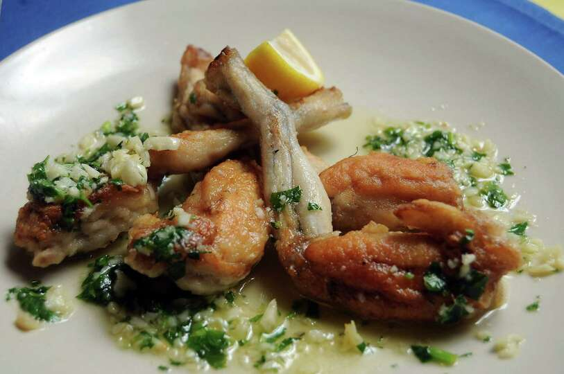 Sauteed Calamari With Parsley And Garlic Recipes — Dishmaps