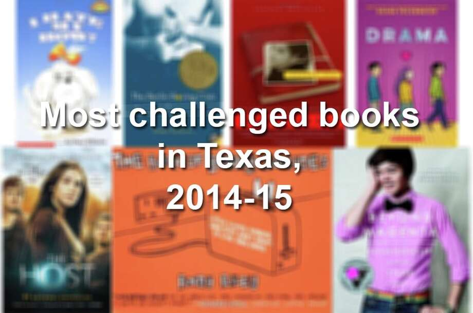 Twelve books faced challenges in Texas school districts during the 2014-15 school year, according to the American Civil Liberties Union.