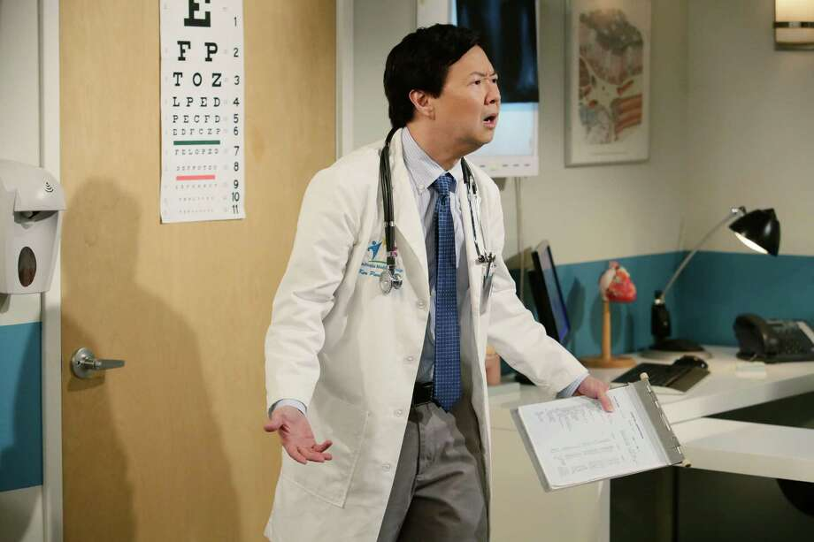 "Ken Jeong, who was memorable in the ""Hangover"" movies, can't save his series. Photo: Nicole Wilder / Nicole Wilder / ABC / © 2015 American Broadcasting Companies, Inc. All rights reserved."