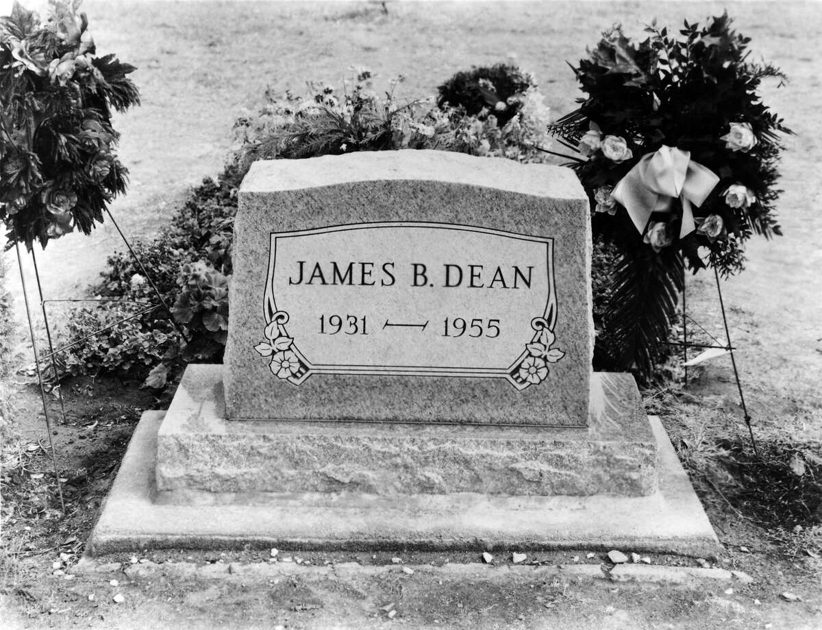 Dean is buried in his hometown of Fairmount, Indiana.