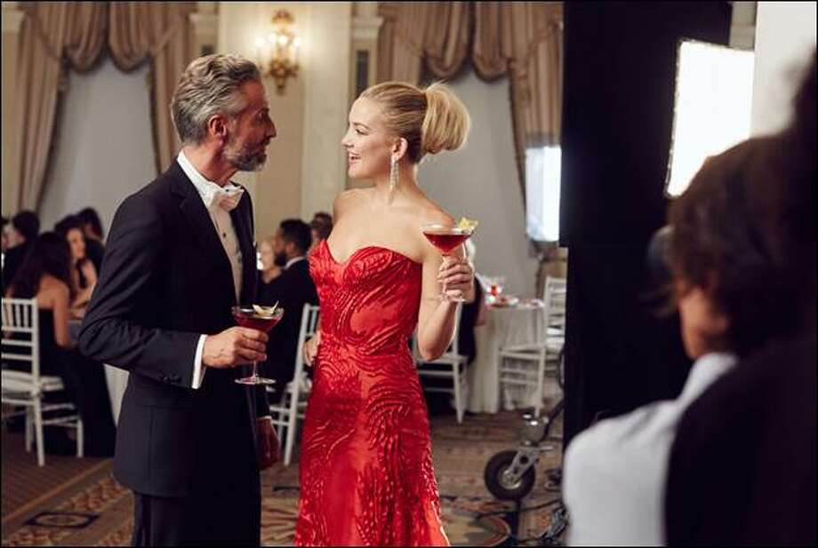 Actress Kate Hudson will star in the 2016 Campari Calendar, due out in November.