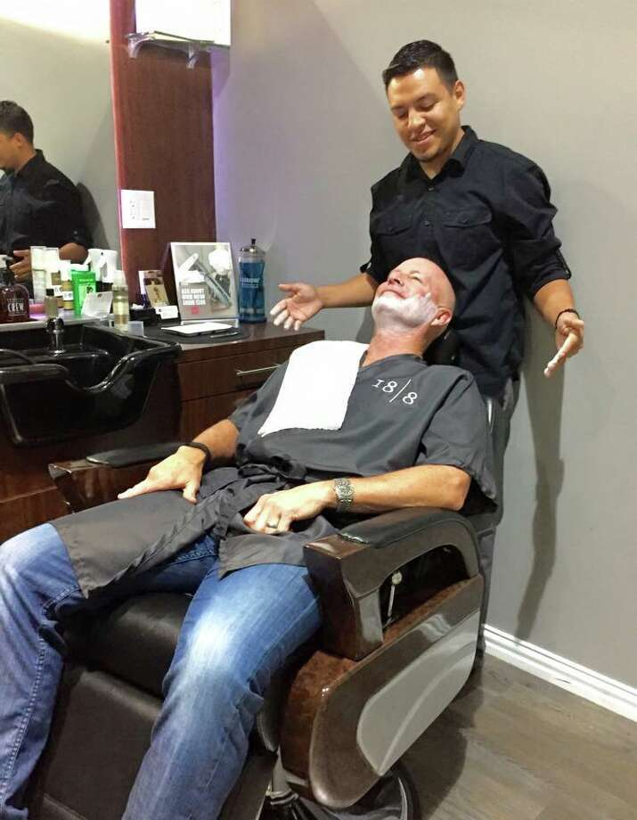 18/8 Fine Men's Salons in Fort Worth.Click to see other old-school barbershops in the Houston area.
