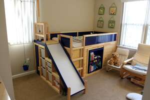 Learn how to make an awesome kids' bed with Ikea parts from a Stanford doctor - Photo