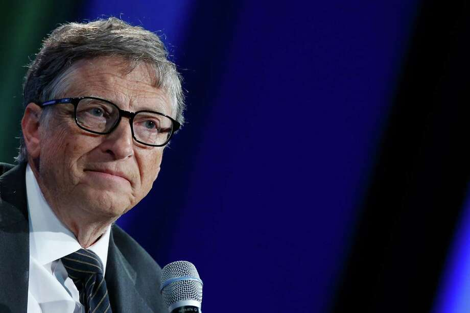 Bill Gates has big plans for your summer reading list.  Photo: JP Yim, Getty Images / 2015 Getty Images