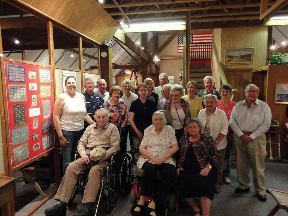 The Fort Bend chapter of the Texas German Society visited Danevang.  Photo: Texas German Society