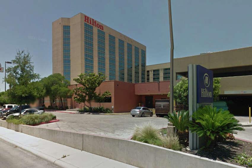18. SAT Hotel Partners LLC (Hilton San Antonio Airport Hotel) - 611 NW Loop 410Gross room rentals:$1.03 million