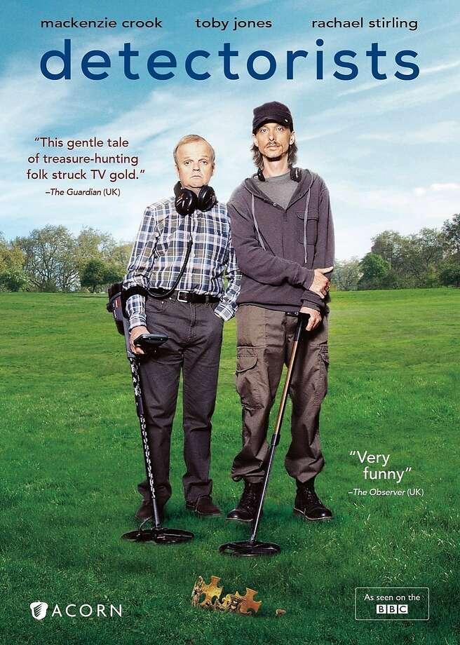 "dvd cover ""Detectorists"" Photo: Acorn Media"