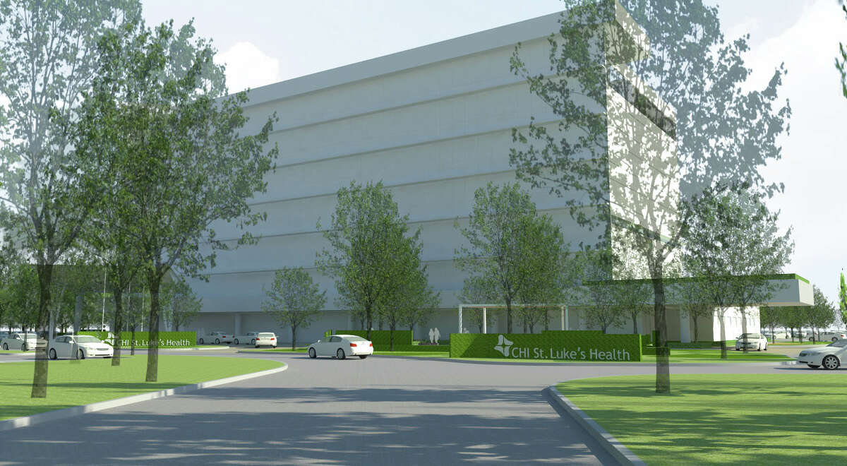 CHI St. Luke's Health is building a $120 million, 150,000 square foot facility on 23 acres in Springwoods Village, just south of The Woodlands.