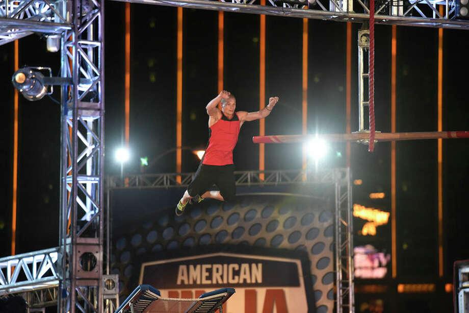 Brent Steffensen, of San Antonio, in the Las Vegas finals. Photo: NBC, David Becker/NBC / 2015 NBCUniversal Media, LLC