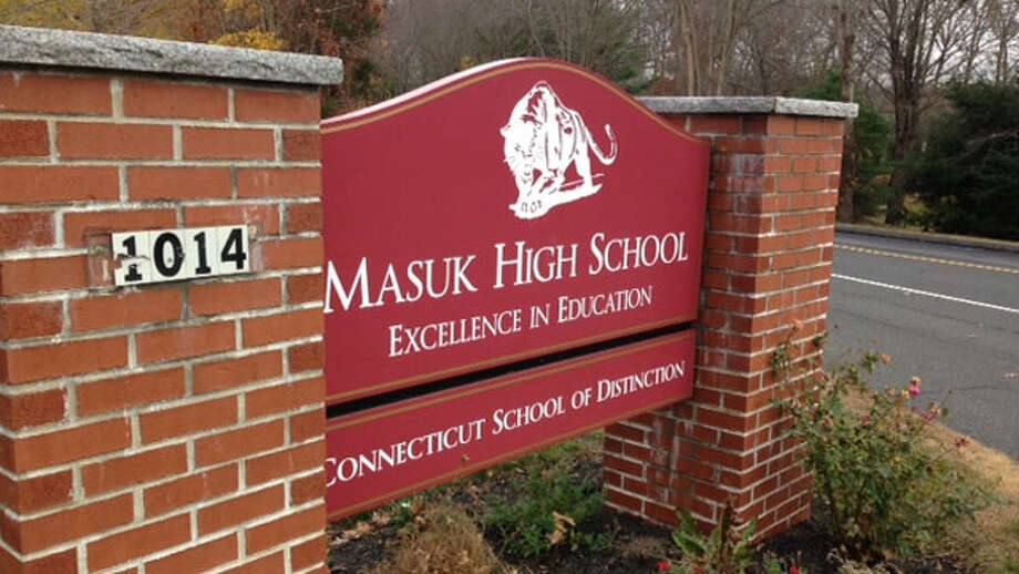 Masuk High School in Monroe wins a federal blue ribbon school Photo: Contributed / Contributed / Connecticut Post