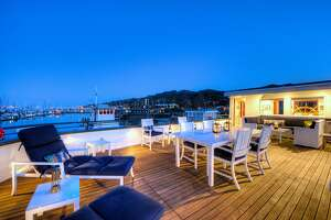 Restored schooner Maggie offers waterfront views in Sausalito - Photo