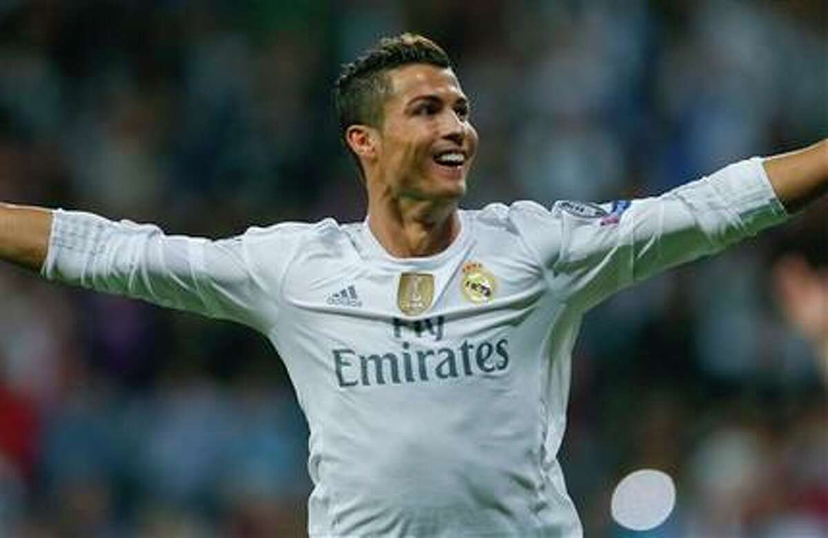 Cristiano Ronaldo, Portuguese soccer superstar - Spain and 20 other countries