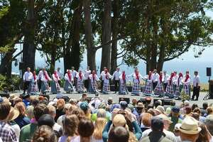 Fort Ross Harvest Festival celebrates native and Russian culture - Photo