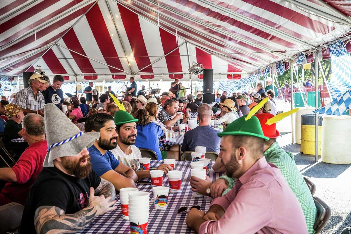 Fredericksburg, Texas' Oktoberfestis the latest event to be cancelled due to coronavirus, according to the event's website.