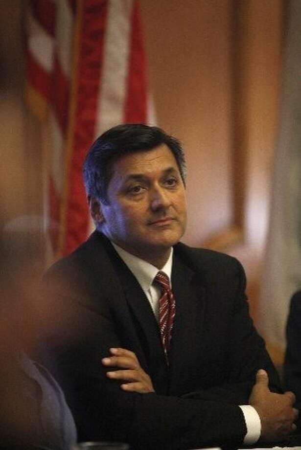 City Treasurer José Cisneros.