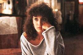 "Jennifer Beals in ""Flashdance"""