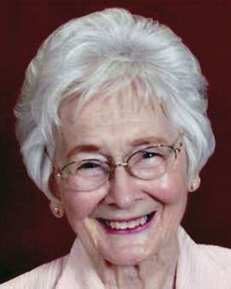 Mary Lou Fisher died Sept. 27, 2015, at 89. Fisher was an educator in the Northside School District. Photo: Courtesy