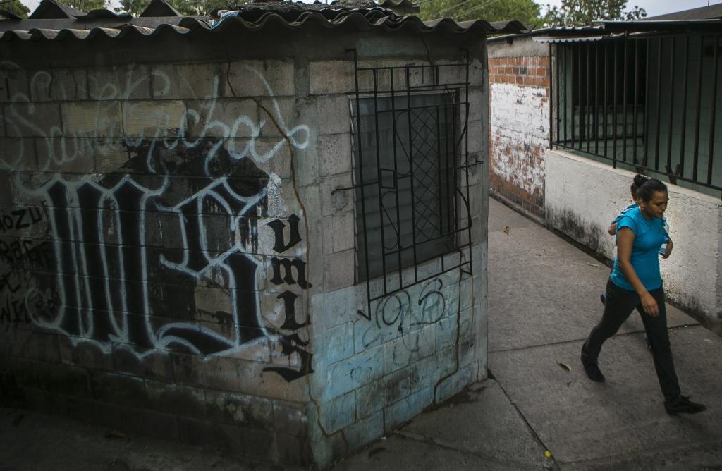 gang graffiti articles