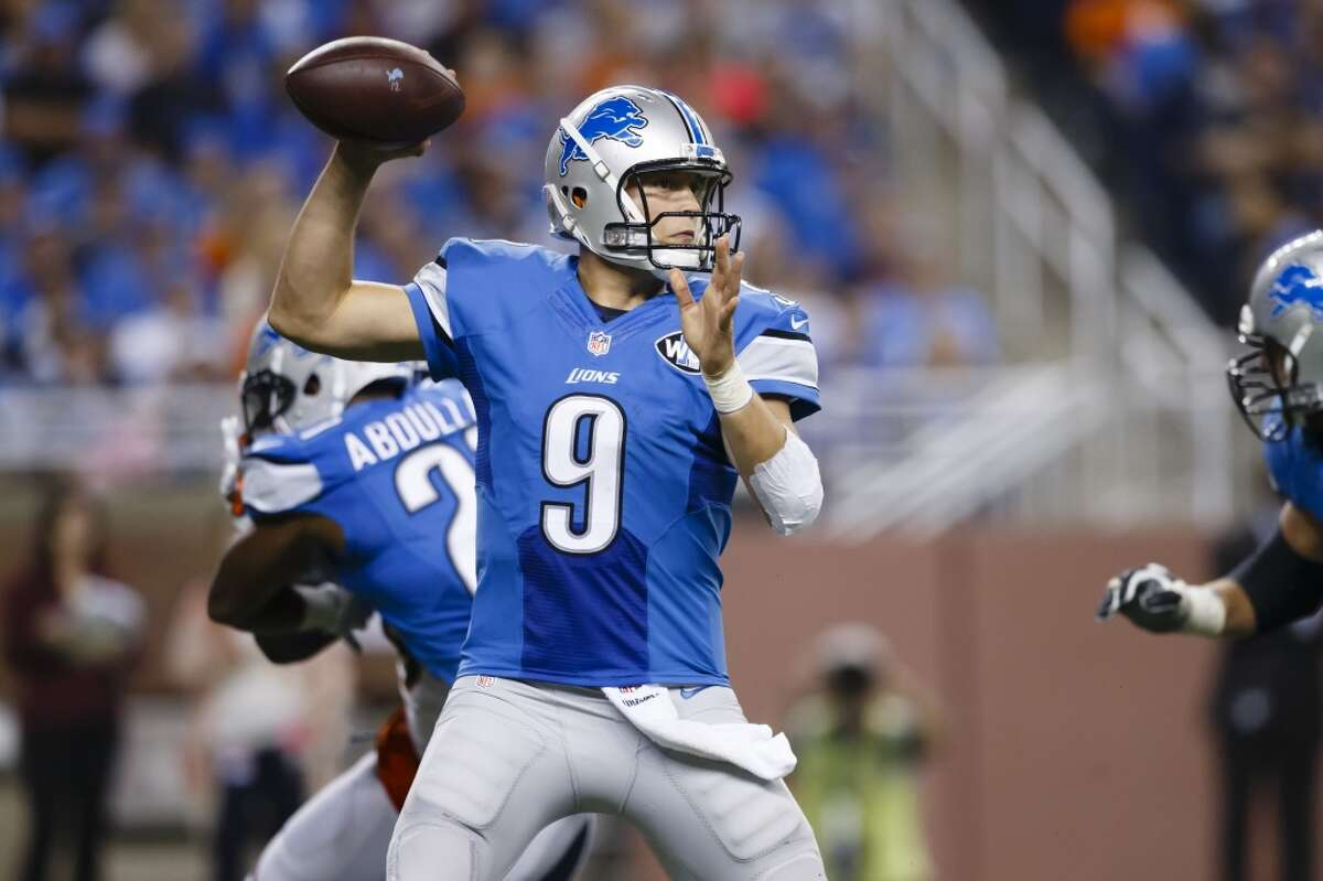 30. Detroit (0-3) Last week: 29 Because the Lions were 11-5 and in the playoffs last season, they might qualify as the most disappointing team in the NFC.
