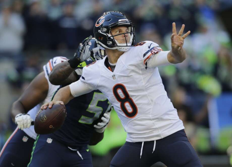 32.  Chicago (0-3) Last week: 32The Bears allow a league-high 31.6 points a game. Their point differential of minus-59 is the worst in the NFL. Photo: John Froschauer, Associated Press
