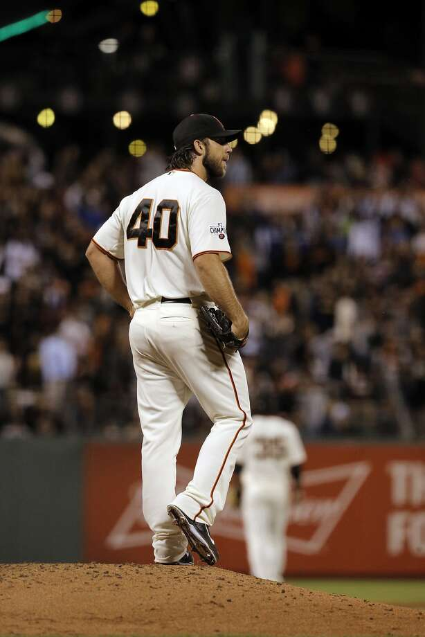 Top 20-selling jerseys on MLB.com:2. Madison Bumgarner, San Francisco Giants Photo: Michael Macor, The Chronicle