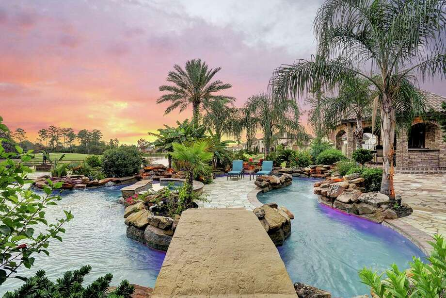 Spring 30 Post Shadow Estate: $5,690,000/ 13,764 square feet Photo: TK Images